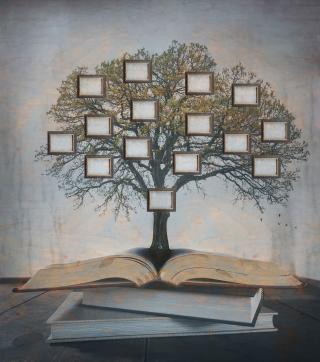 Bigstock-Family-Tree-genealogy--105788690